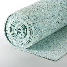 Future Foam Saturn Rebond Carpet Cushion 3 8 Carpet Vidalondon