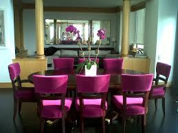 more stylish purple dining room ideas collections