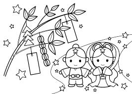 塗り絵キャラクター大人女の子花無料イラスト素材 無料