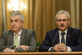 Image result for Dragnea si Tariceanu poze