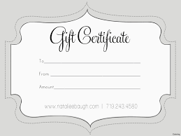 Microsoft Word Templates Gift Certificates Gift Certificate Template Microsoft Word Unique Gift Certificate