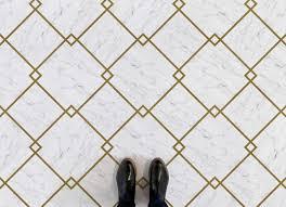 fitzgerald faux vinyl flooring feet