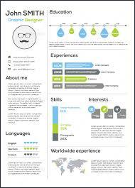 curriculum vitae free template curriculum vitae free templates from 33 infographic resume templates