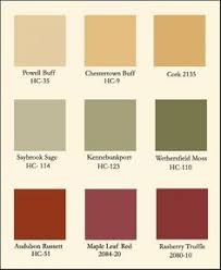 warm paint colors