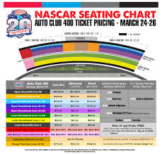 Auto Club Speedway Interactive Seating Chart Auto Club Speedway Tickets Detox Green Tea