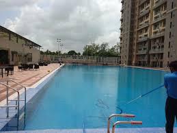 Renovation of Olympic size pool in Koparkhairane Navi Mumbai by