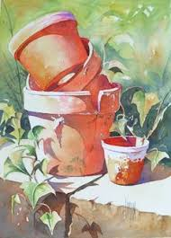 great step by step instructions pot flower pot color optimization or be a maker and give the kids water colours or pastel crayons and let them