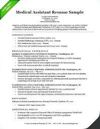 Medical Assistant Resume Objectives Dental Assistant Resume Objective Luxsosme 41