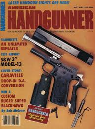 May June 1982 American Handgunner