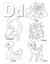 E Is For Elephant Coloring Page Rstokuinfo