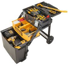 dewalt portable tool box. dewalt has a well-earned reputation for designing and manufacturing the worlds most reliable best-performing professional-grade power tools. dewalt portable tool box t