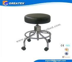 medical hospital furniture doctor dental assistant stool with pu