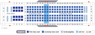 delta airlines boeing 737 800 jet seating map aircraft chart
