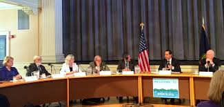 on september 1st senator patrick leahy hosted the state of housing in vermont policy roundtable in burlington featuring julian castro the secretary of