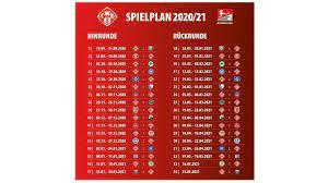 Auftakt in münchen endet für gäste ohne happy end. Zweite Bundesliga Spielplan Fur Wurzburger Kickers Steht Fest Br24