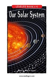 Image result for Our Solar System reading