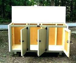garbage bins storage outdoor can shed bin garbage can res plans trash storage shed re pail