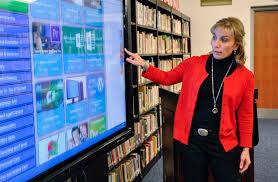Students and teachers benefit from public library partnership   Kentucky  Teacher