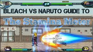 Bleach vs Naruto Tips
