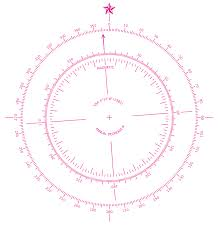 Nautical Charts In Qgis The Compass Rose Ieqgis