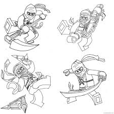 You can print or color them online at getdrawings.com for absolutely free. Ninjago Coloring Pages Cartoons Free Lego Ninjago Printable 2020 4649 Coloring4free Coloring4free Com