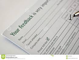 Free Feedback Form Filling Feedback Form Stock Image Image Of Business 24 24
