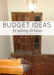 budget ideas for updating old houses an entire 1970 s house updated on a budget check this out