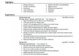 Accounts Receivable Resume Summary From Accounts Receivable Resume