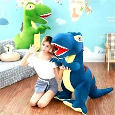 giant dinosaur stuffed plush large dinosaurs toy gifts for gia