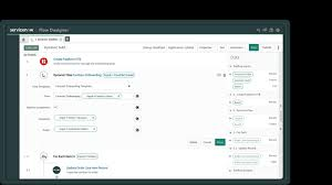 Flow is microsoft's attempt at giving you the kind of automation for notifications, alerts, data gathering, and communication that will help you spend less time on boring but necessary admin work and more time on interesting (and productive) things. Flow Designer No Code Workflows Servicenow