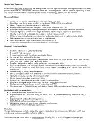 Fashion Resume Example Visual Merchandising Sample 18 Job