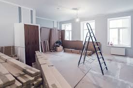 Garage interior Small How To Paint Drywall Garage Interiors The Spruce How To Paint Drywall Garage Interiors Home Guides Sf Gate