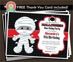 Free Halloween Birthday Invitation Templates 30 Halloween Birthday Invitation Templates Free Sample
