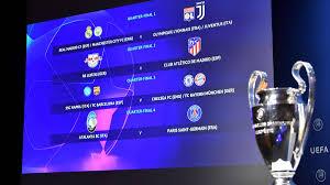 Champions league europa league english premier league national women's soccer league serie a. Champions League Spielplan 2020 Fc Bayern Macht Triple In Lissabon Perfekt Alle Ergebnisse Fussball