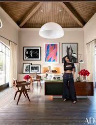 Interior Designing Of Living Room Khloac And Kourtney Kardashian Realize Their Dream Houses In