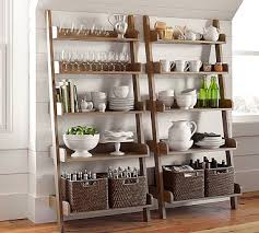 "Studio 33.75"" x 75"" <b>Ladder Shelf</b> | Pottery Barn"