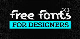 free font designs http graphicdesignjunction com 2014 02 fonts for designers 2014