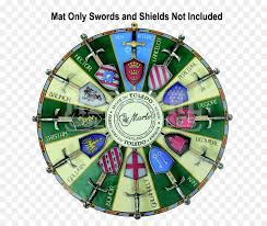 king arthur and his knights of the round table tristan gawain percival valentine s day x display