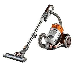 bissell 1547 hard floor expert multi cyclonic bagless canister vacuum