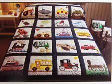 Transportation quilt | Quilts | Pinterest | Transportation and ... & Transportation quilt | Quilts | Pinterest | Transportation and Sewing ideas Adamdwight.com