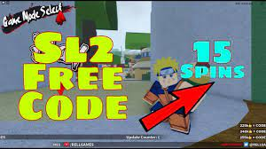 Shinobi life 2 codes are really easy to use and abuse. New Sl2 Free Code Shinobi Life 2 Gives 15 Free Spins Roblox Roblox Coding Spinning