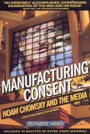 Image result for chomsky manufacturing consent