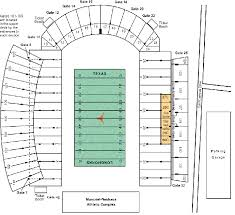 Ut Longhorn Seating Chart Bedowntowndaytona Com