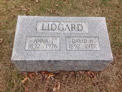 Anna Iva Jones Lidgard (1892-1976) - Find A Grave Memorial