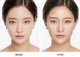 k beauty contour