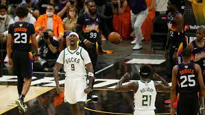 Phoenix Suns vs. Milwaukee Bucks