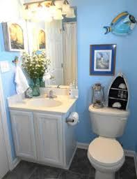 Nautical Themed Bedroom Large Frameless Mirror Fish Net Curtain ...