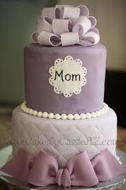 10 Elegant Birthday Cakes For Moms Photo Elegant Birthday Cake