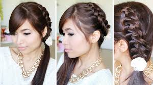 Simple Hairstyles For College Simple Hair Style For College Girls Simple Hairstyles For Long