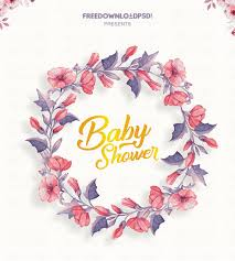 Do It Yourself Baby Shower Invitation Templates 20 Free And Premium Baby Shower Invitation Templates In Psd